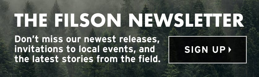 The FIlson Newsletter: Don't Miss Our Newest Releases, Invitations to local events, and the latest stories from the field. Sign Up Now.