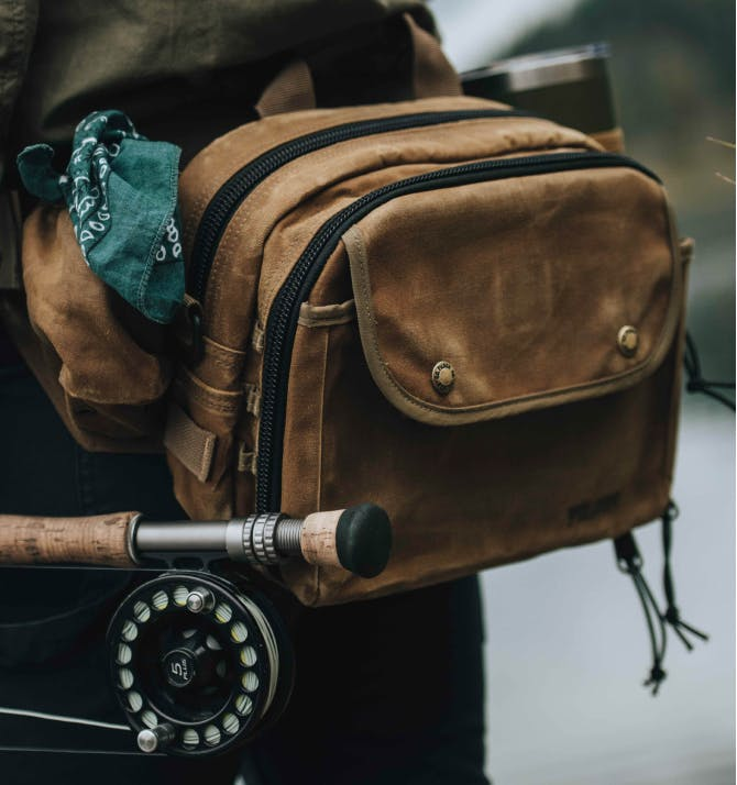 Filson Fishing Packs