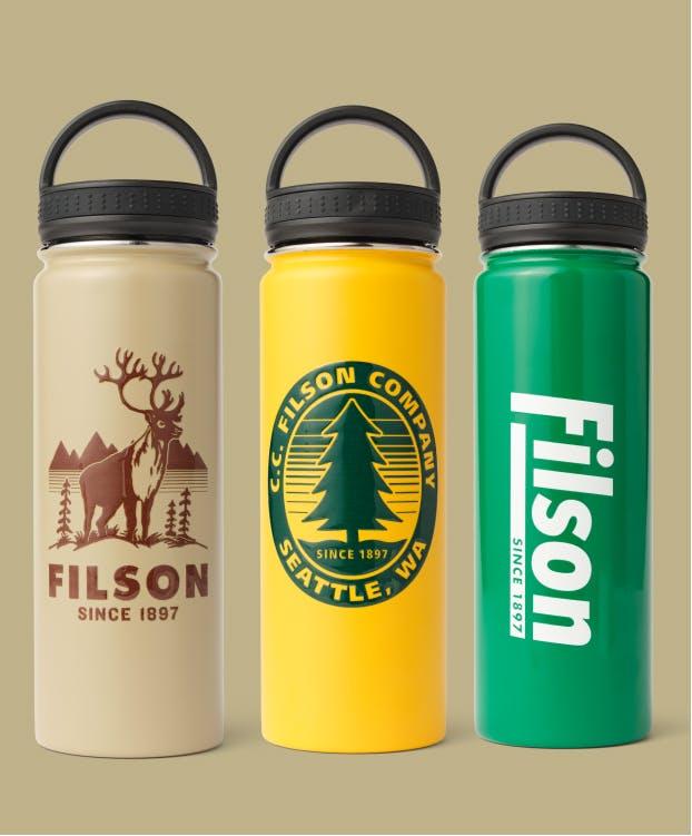 Filson Drinkware
