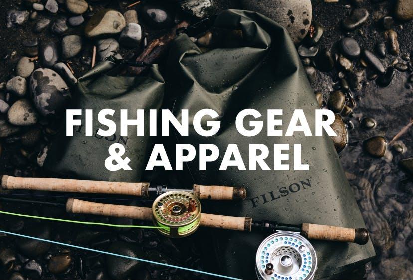Filson FIshing Gear and Apparel