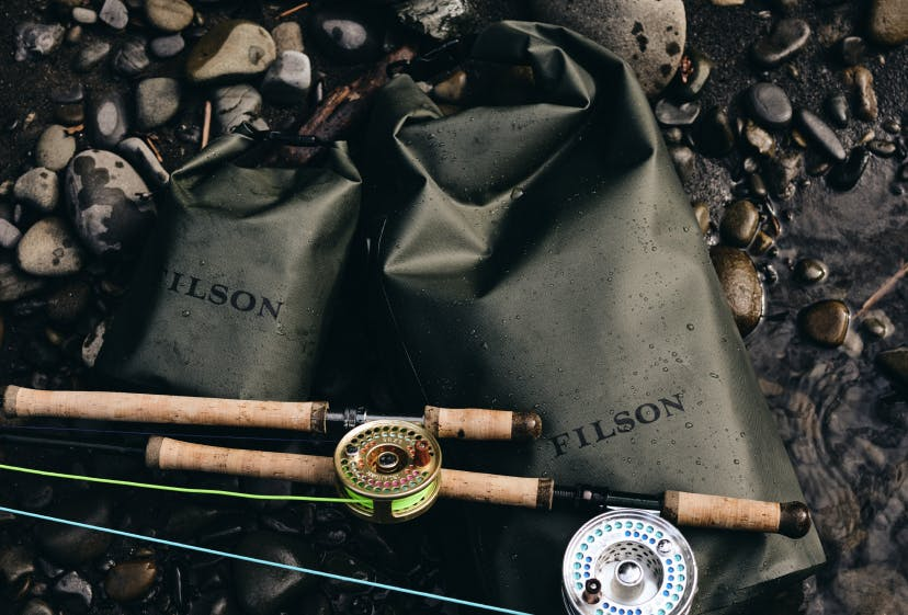Filson FIshing Gear and Apparel