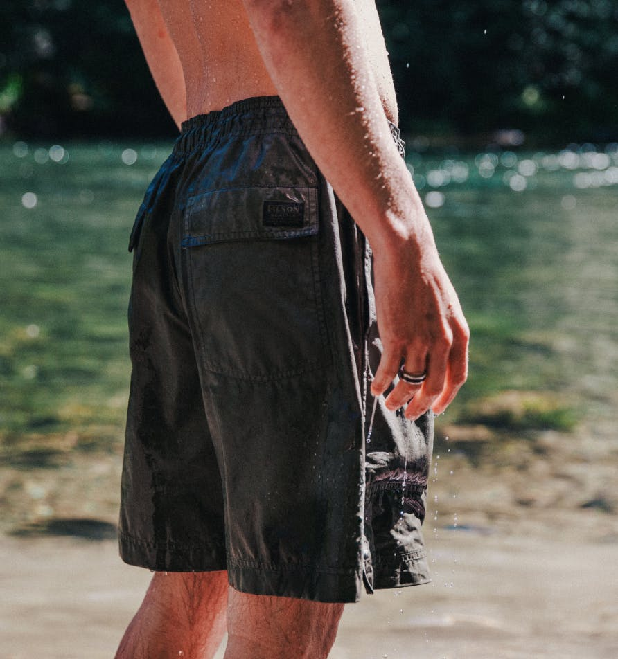 Filson trousers and shorts