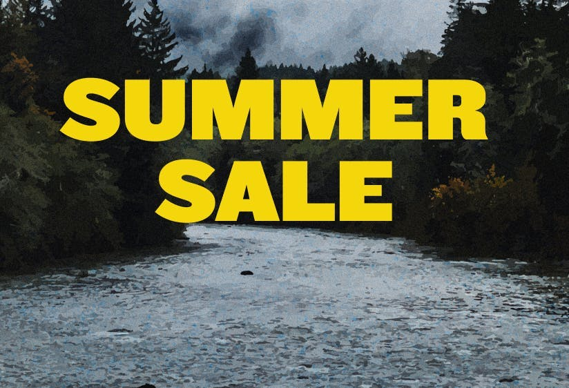 Summer Sale: At Least 50% Off Select Gear and Apparel. Shop Now.