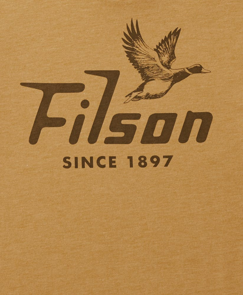 filson graphic t-shirt