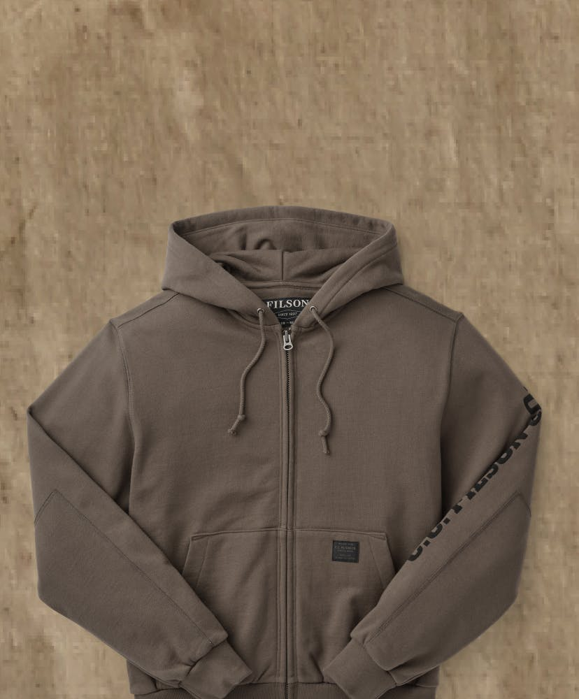 Filson Work Hoodies