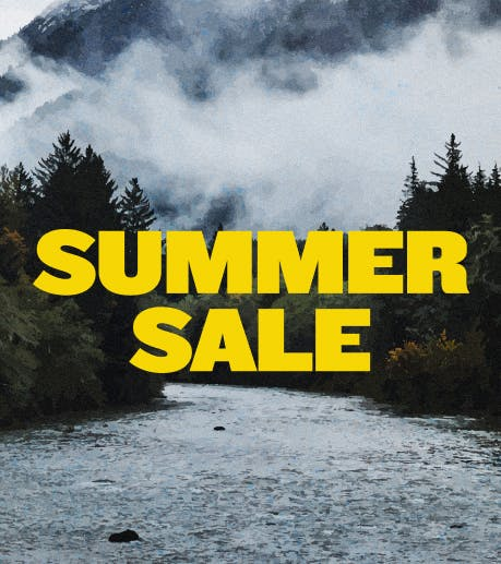 Shop Summer Sale: Ends Tuesday