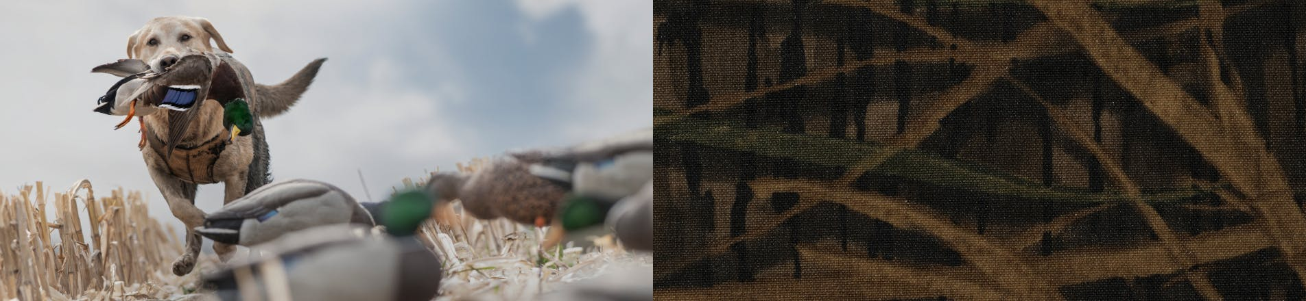 Filson x Ducks Unlimited Collection
