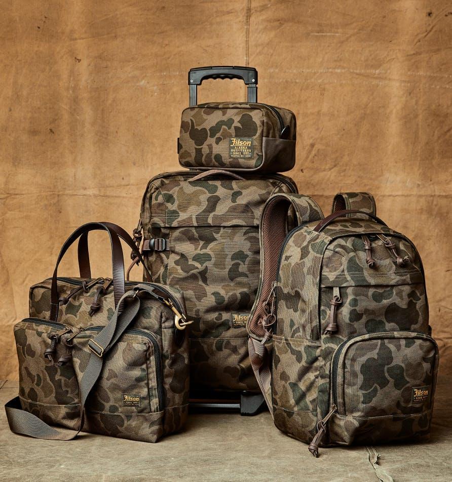 Filson luggage & bags