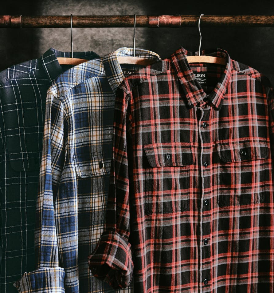Filson mens shirts