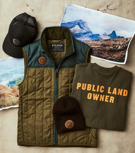 Shop Filson Backcountry Hunters and Anglers