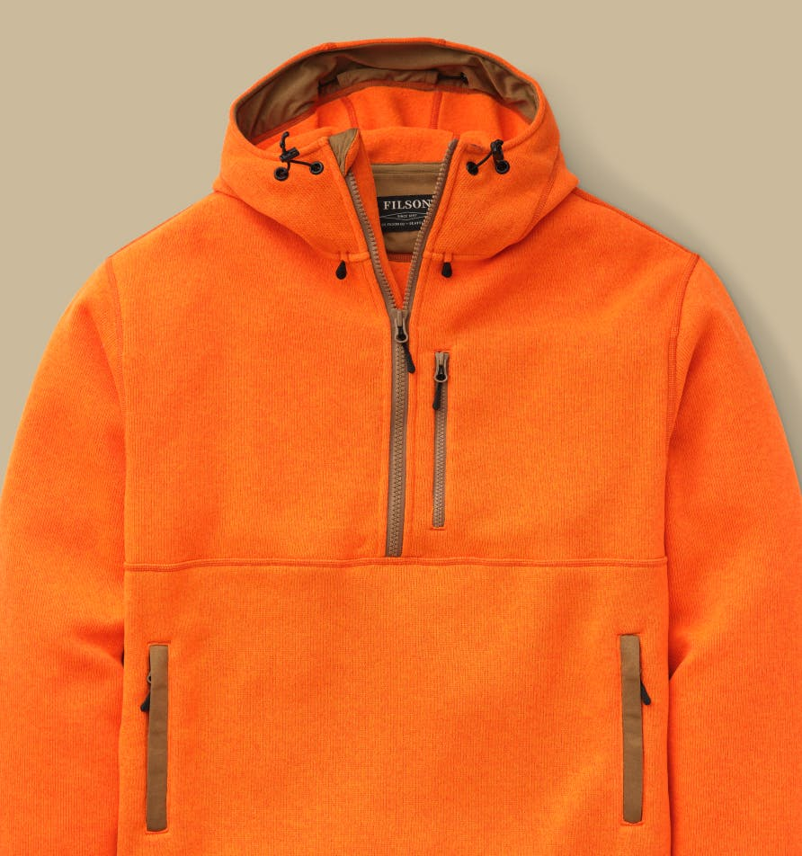 Filson Mens Fleece and Hoodies
