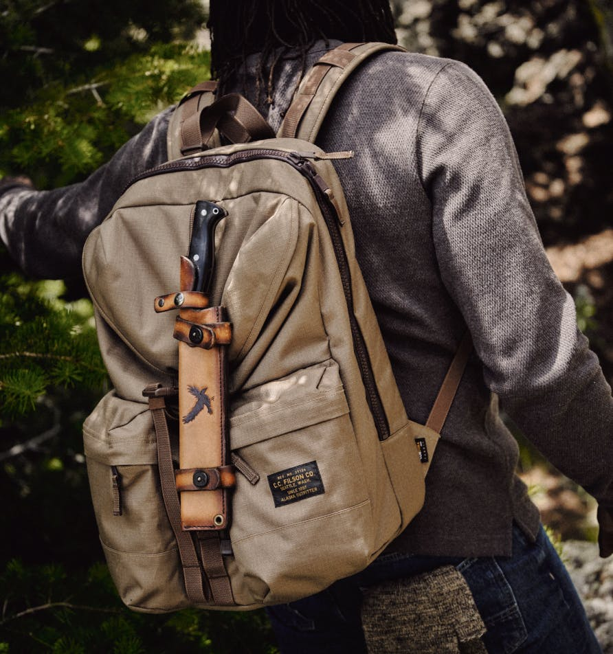 Filson luggage & bags