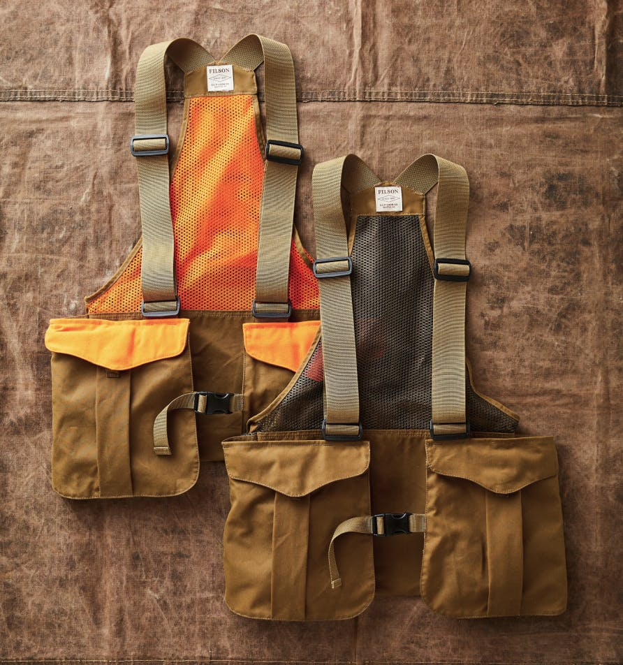 Filson hunting bags