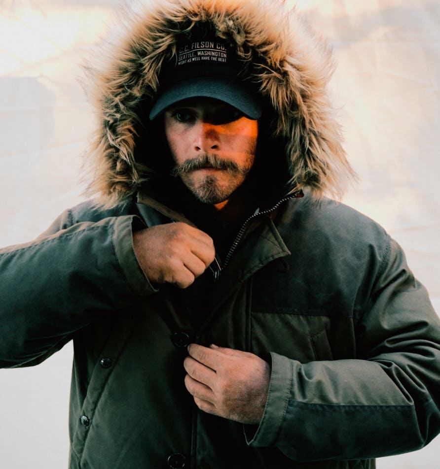 Filson mens coats and jackets