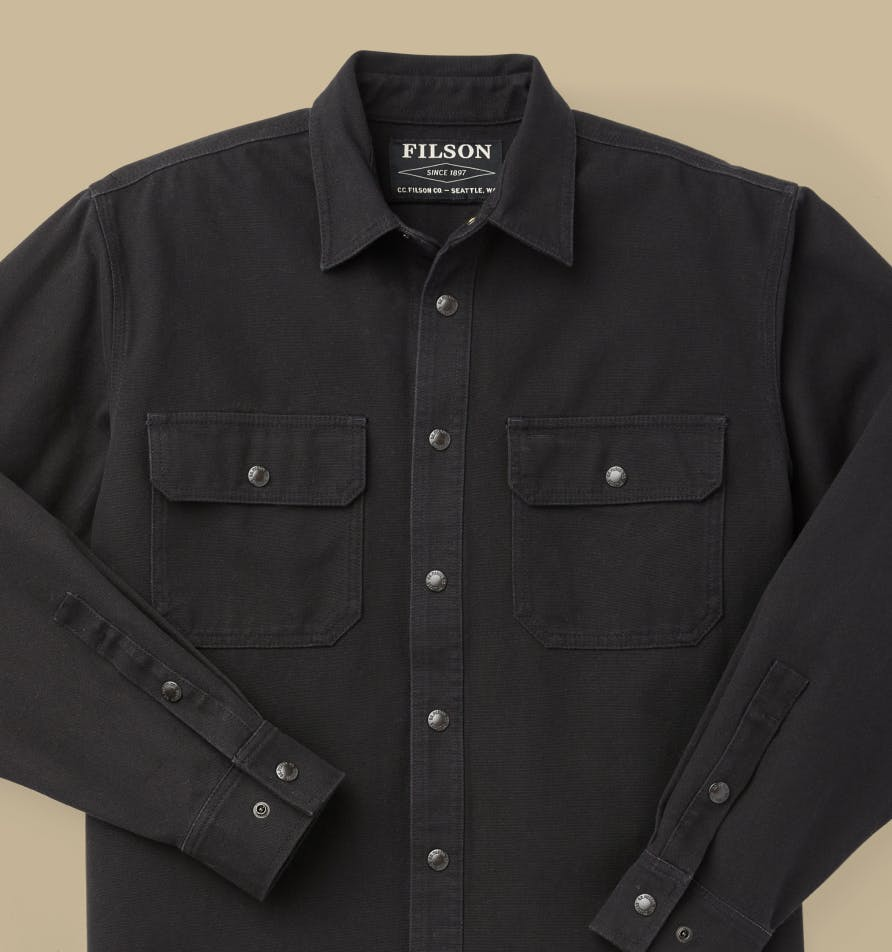 Filson Work Shirts