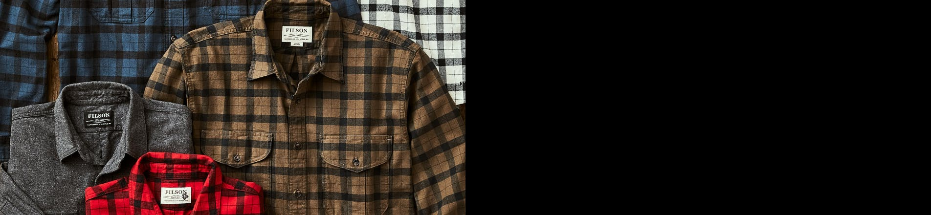 Filson Mens SHirts