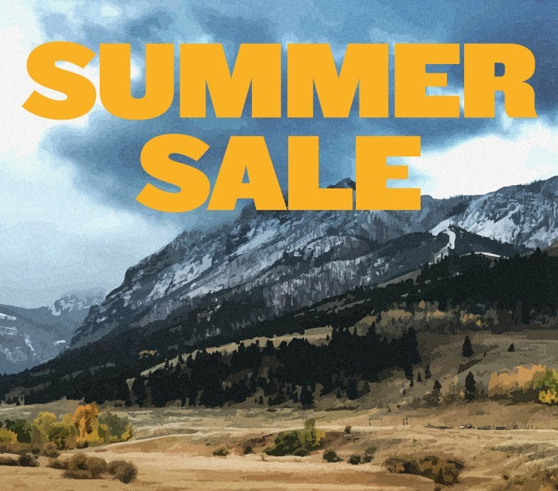 Summer Sale: Up To 65% Off Select Gear and Apparel